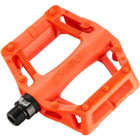 Xpedo Juvee Pedały platformowe, orange